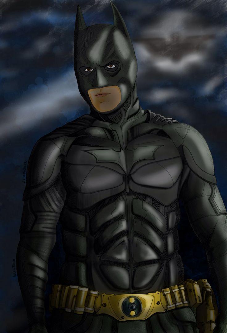 Batman by Eugenio Folatre