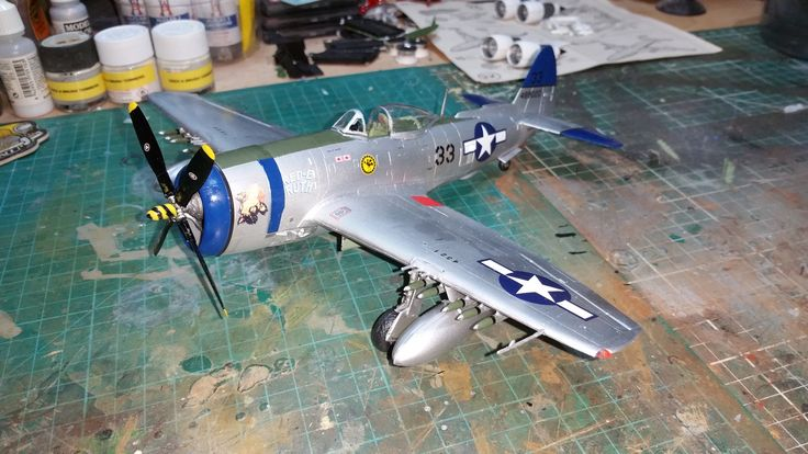 The plane is a 48th scale revel model painted with alclad and Tamiya paints sprayed finely