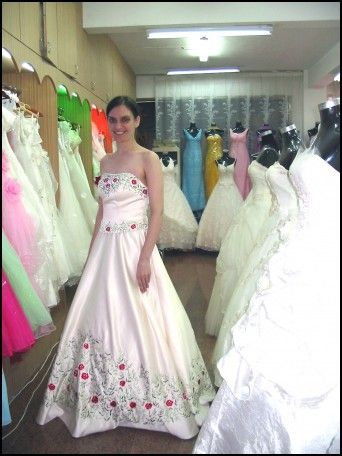 Best wedding dress site from china