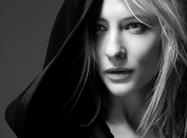 Cate Blanchett- amazing actress. Favorite role-- Galadriel in Lord of the Rings.