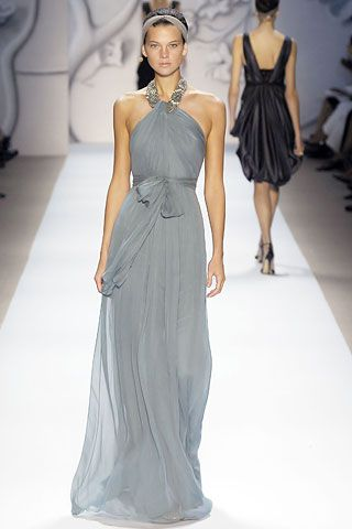 Monique Lhuillier Spring/Summer 2008 Ready-To-Wear
