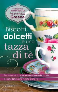 Leggo Rosa: Biscotti, dolcetti e una tazza di té di Vanessa Gr...