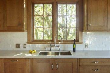 kitchen windows above sink | Kitchen Sink / Window