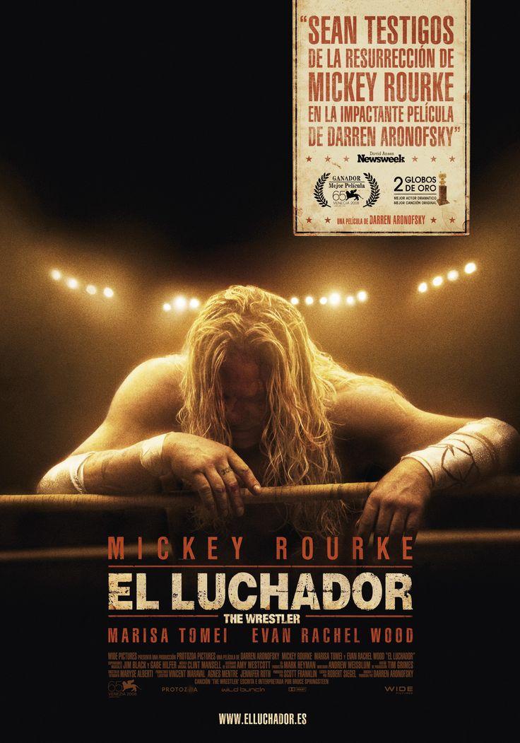 2008 - El luchador (The Wrestler) - The Wrestler - tt1125849