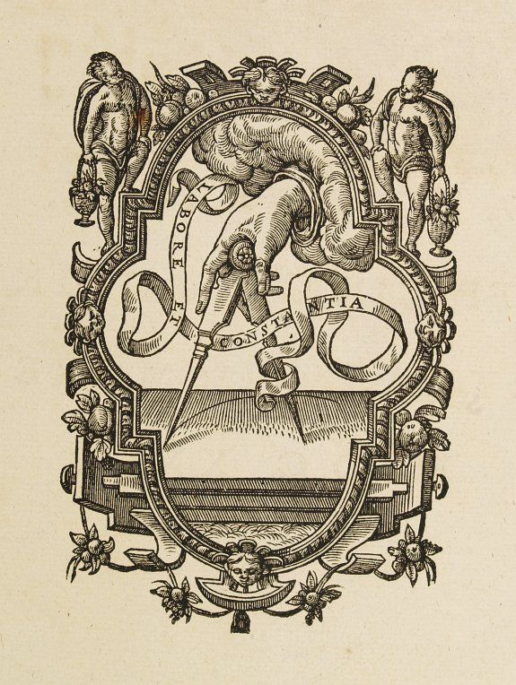 Labore Et Constantia.