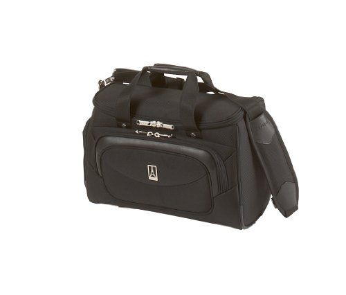Travelpro Platinum Magna Deluxe Tote Black One Size *** More info could be found at the image url. Note:It is Affiliate Link to Amazon.