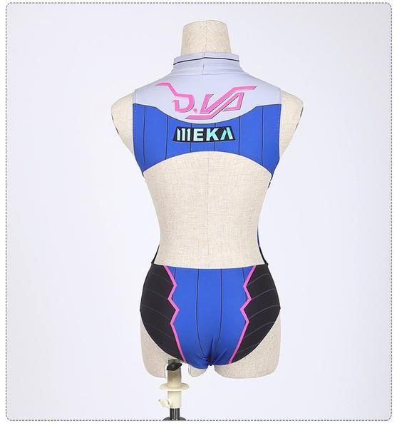 d2559f81b0547 Overwatch D.VA DVA Swimsuit Swim Suit Ver.2 SD01231 – SYNDROME - Cute