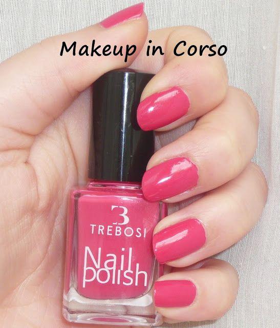 Makeup in Corso: Kit per la cura e la bellezza delle unghie Trebosi