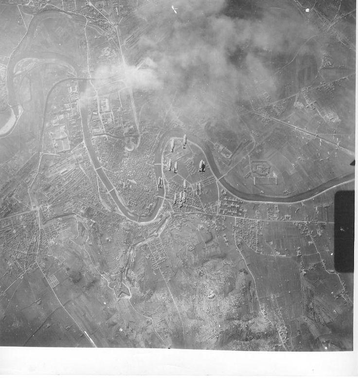 Le distruzioni delle città italiane durante la II guerra mondiale - Verona 1944/1945
