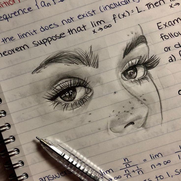 ~ eine kleine Skizze zum Stressabbau … – # #artsy #de …