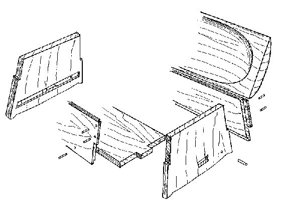 How to Make a Replica Viking Chest, Based on the Mastermyr Find