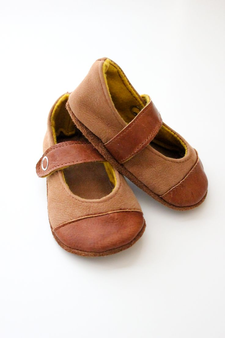 Natty Janes Leather Baby Shoe Pattern Release!