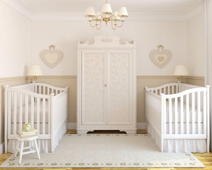 50 Quartos de Bebês Gêmeos Decorados e Inspiradores                                                                                                                                                                                 More