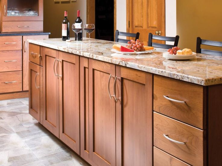 While traditional remains the most popular style in kitchen cabinetry, Shaker has overtaken contemporary as the second most-popular style, according to the NKBA. This style features simple, square-paneled doors that complement nearly any kitchen. Image courtesy of Atlantis Kitchens