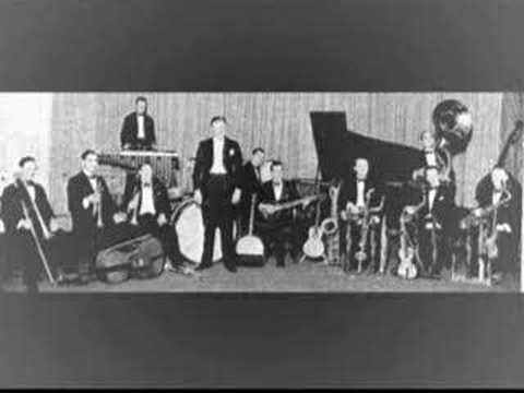 "Jack Payne and His Orchestra -- ""My Baby Just Cares for Me"""