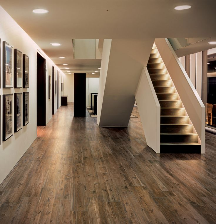 Wood Look Porcelain Tile By Refin The Warm Appeal Of Wood Combines With The Functionality