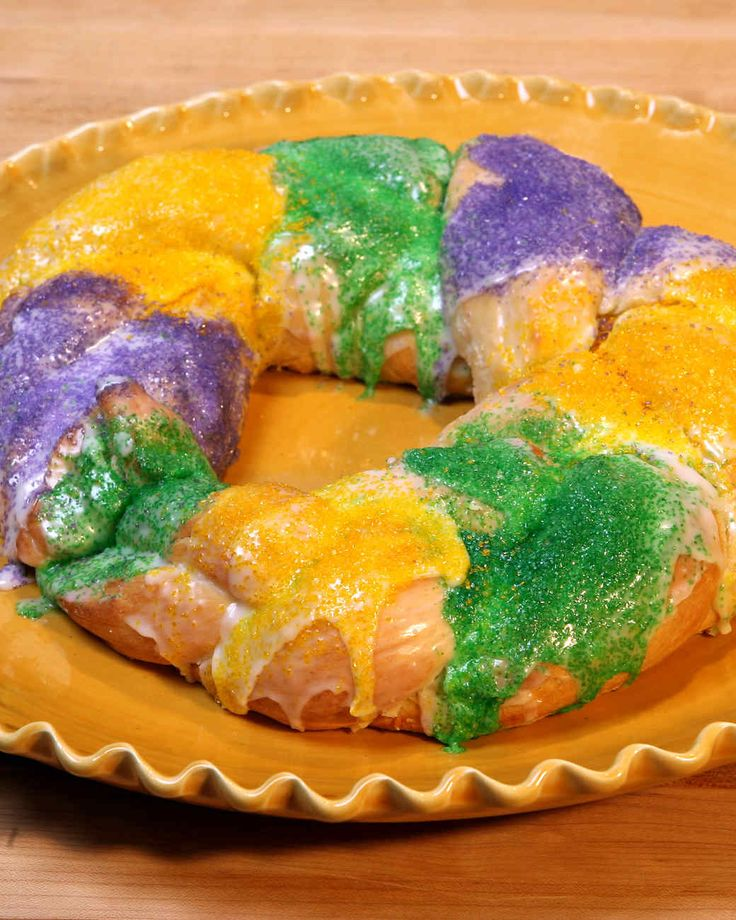 Easy king cake recipe cake mix