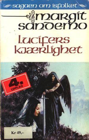 """""""Lucifers kjærlighet"""" av Margit Sandemo"""