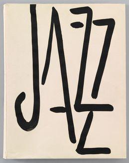 Henri Matisse • Jazz, book cover. 1947