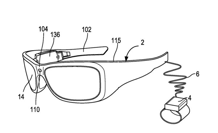 Microsoft Podría Estar Preparando sus Propias Gafas Inteligentes Según una Patente