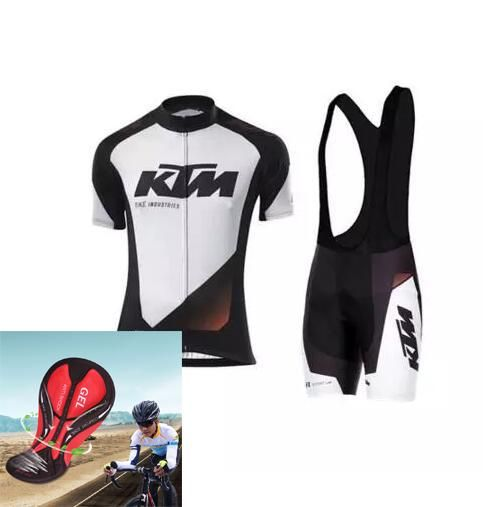 [Visit to Buy] Cycling Jersey 2017 Ktm Summer Style Bicycle Ropa Ciclismo Hombre Mtb Bike Sport Cycling Clothing Short Sleeve Maillot Ciclismo #Advertisement