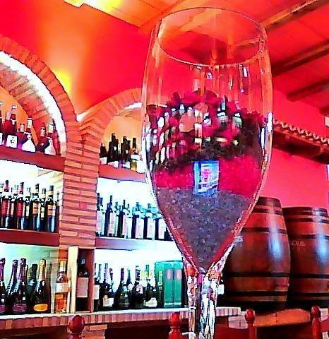 Bodega de Quirós (VI). Wine Cellar of Quirós (VI).