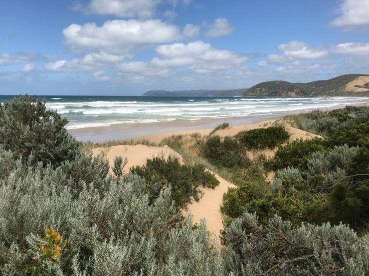 Beautiful Surf Coast Beach, Victoria, Australia