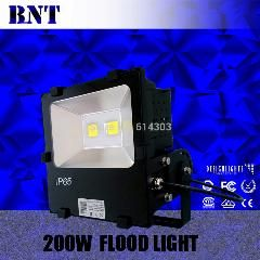 [ $48 OFF ] Led Flood Light With Epistar Cob Chip 100W 150W 200W 400W Ac 85-265V Pfc 0.98 110Lm Per Watt Out Door Spot Light