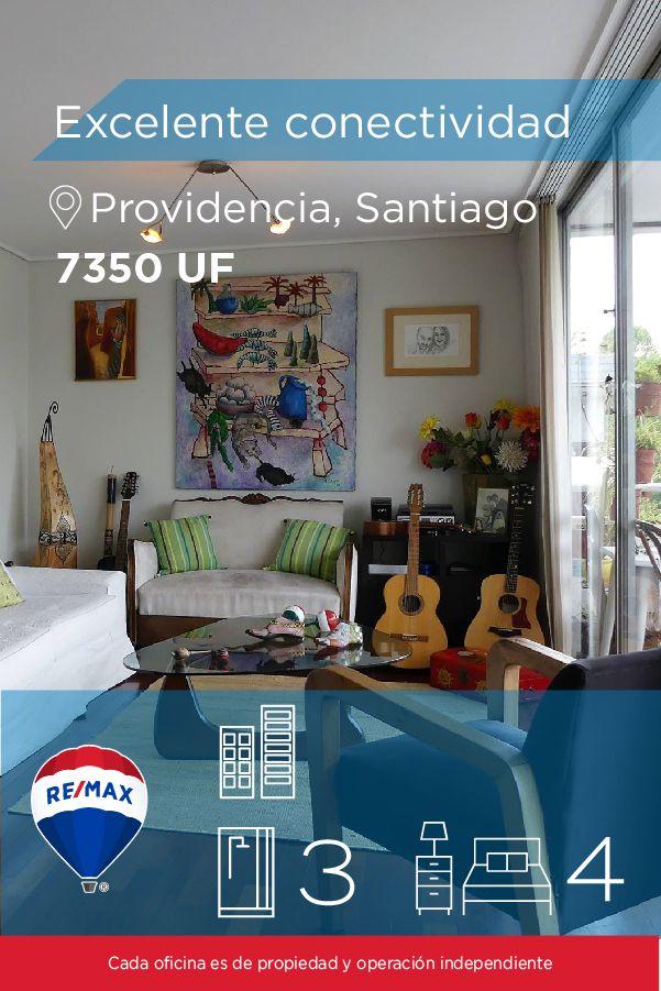 [#Departamento en #Venta] - #Departamento con #excelente #conectividad : 4 : 3  #propiedades #inmuebles #bienesraices #inmobiliaria #agenteinmobiliario #exclusividad #asesores #construcción #vivienda #realestate #invertir #REMAX #Broker #inversionistas #arquitectos #venta #arriendo #casa #departamento #oficina #chile