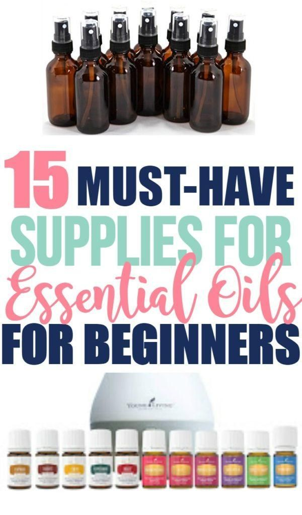 She's right! I just started using essential oils so I got everything on her list and I'm making so many cheap all-natural products and making the most out of my essential oils starter kit!