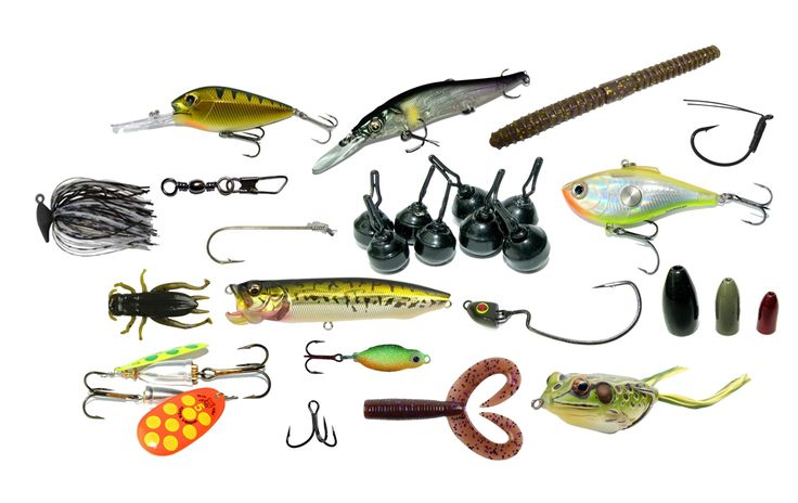 How trying new lures can help you catch more fish. Check out thousands of lures on grattonsoutdoorworld.com!