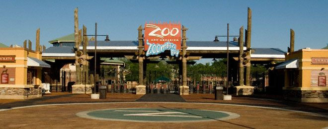 Picture Of Zoo Entrance Welcome To The Columbus Zoo And