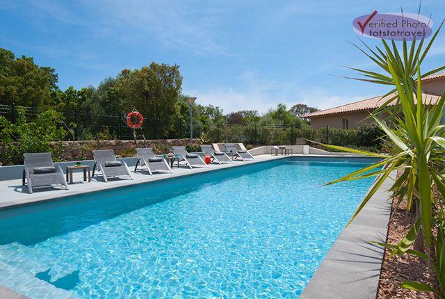 Apartments di Alto Pinarello 2 - Corsica - France - Family Friendly Holidays