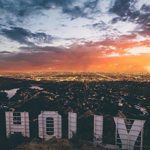 """""""People cut themselves off from their ties of the old life when they come to Los Angeles. They are looking for a place where they can be free, where they can do things they couldn't do anywhere else."""" - former Mayor Tom Bradley #✈️LA 