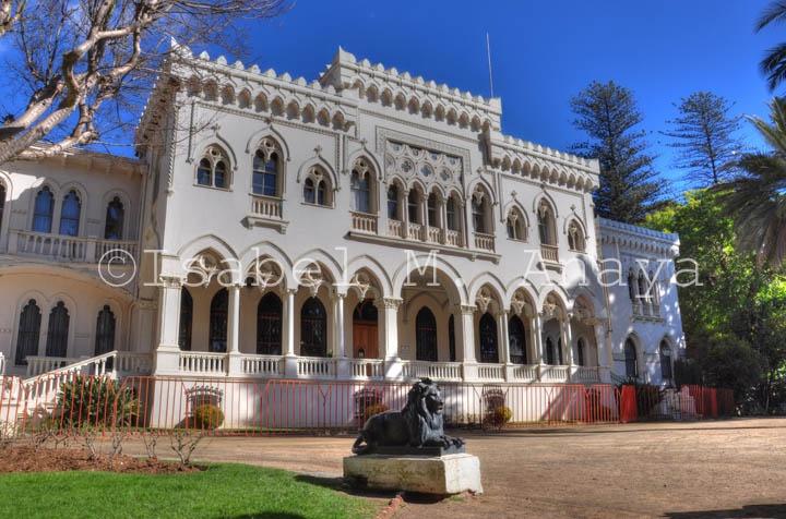 Palacio Vergara, Quinta Vergara, Viña del Mar - V Región de Valparaiso Naturastock.com