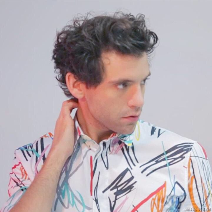 Mika love this shirt