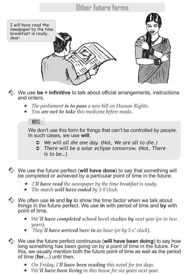 Grade 10 Grammar Lesson 13 Other future forms