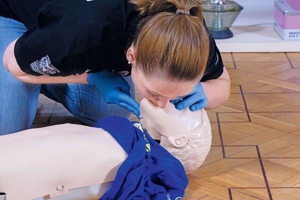resuscytacja dziecka powyżej pierwszego roku życia