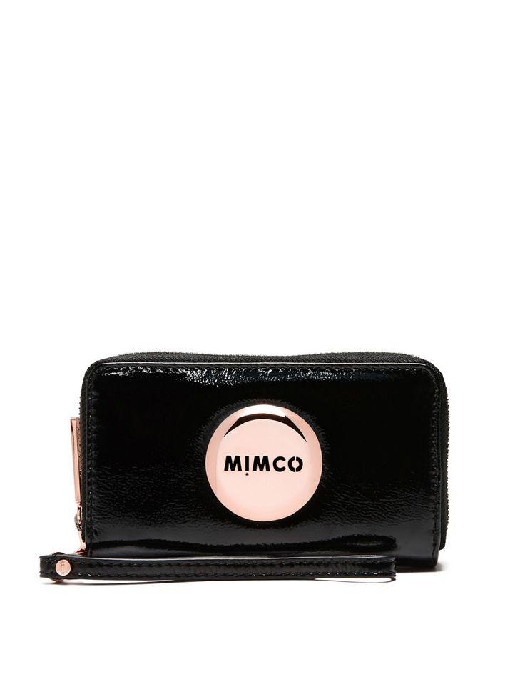 #davidjones Mimco Zip Tech Wallet $150