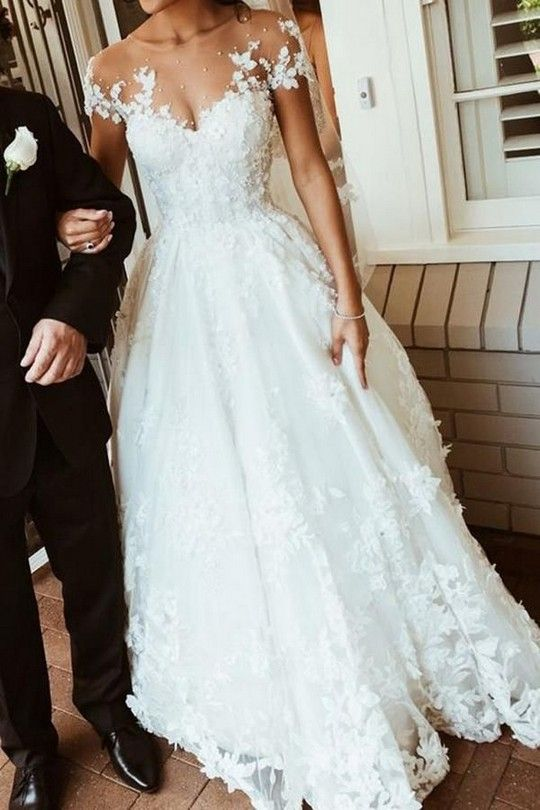 122 elegant off-the-shoulder wedding dresses 2 ~ telorecipe212.com