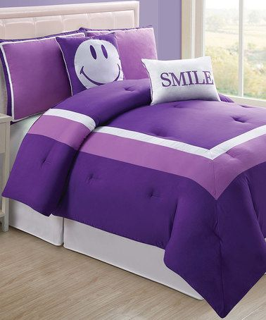 Look What I Found On Zulily Purple Smile Hotel Juvi