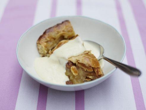 Jaime Oliver Apple pie, including a great shortcrust recipt