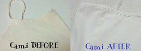 Removing sweat stains using Dawn, hydrogen peroxide, and baking soda.
