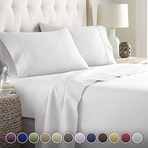 Hotel Luxury Bed Sheets Set 1800 Series Platinum Collect Https