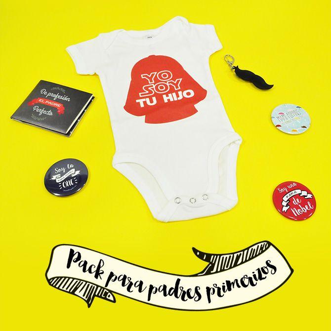Pack para padres primerizos