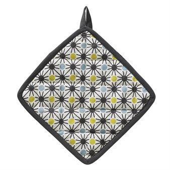 Mosaic grytlapp 2-pack - 21 x 21 cm - Superliving