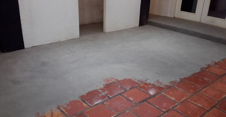Epoxy Mortar  Concrete Pool Decks  ConcreteNetwork.com  ,