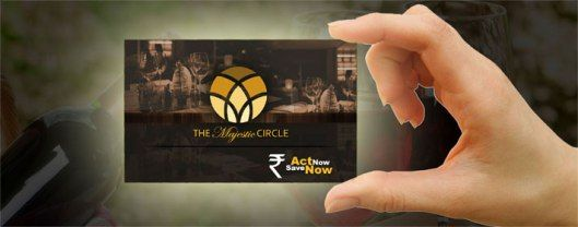 You can make it much easier with south Indian foods vouchers or discount coupons for your favorite cuisine. All you need to do is get Majestic Circle card and present it at the time of payment to get amazing discounts.