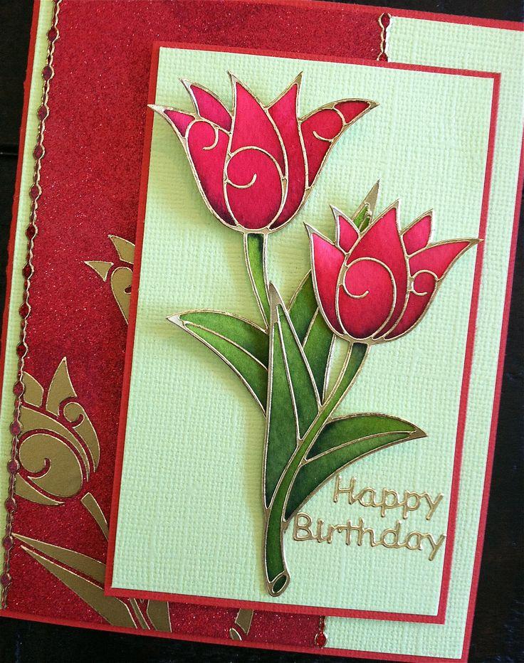 65 best images about cards by elizabeth craft designs on for Elizabeth craft microfine glitter