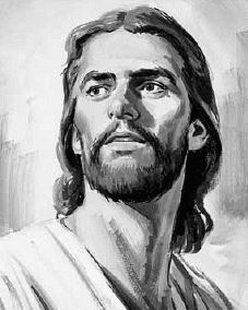 35 Best Images About Godu0026#39;s Face Sketches In Black U0026 White On Pinterest   Jesus Drawings Pencil ...